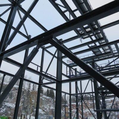 Dimensionamento de Edifício em Estrutura Metálica